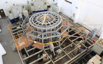 Строительство зданий, инженерных и вспомогательных систем, систем электроснабжения площадки казахстанского материаловедческого реактора КТМ «Токамак»